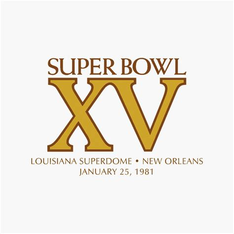 Every Super Bowl Logo Since 1967 In One Spot Abovo