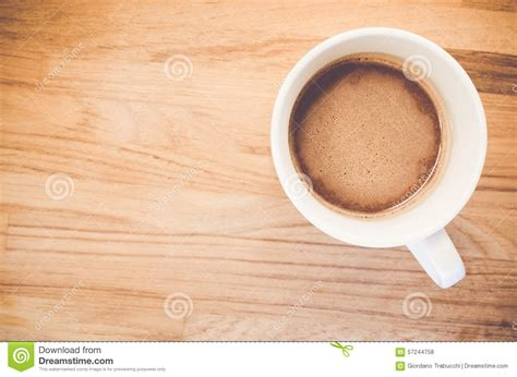 hardwood floor cupping normal chocolate in a white cup stock photo image 57244758
