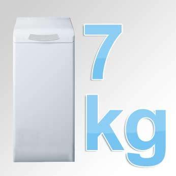 Waschmaschine Mit Großer Trommel by 7 Kg Toplader Waschmaschine Ger 228 Te Im Vergleich