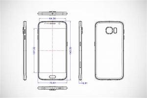 Maße Iphone 6 : samsung galaxy s6 genauso flach wie iphone 6 weniger kurvig als note edge zwei versionen ~ Markanthonyermac.com Haus und Dekorationen