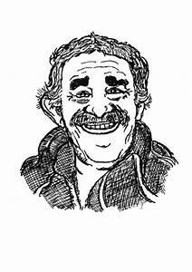 Gabriel Garcia Marquez By Pascal Kirchmair | Famous People ...