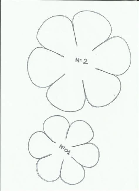 Moldes de flores em Eva para imprimir Toda Atual