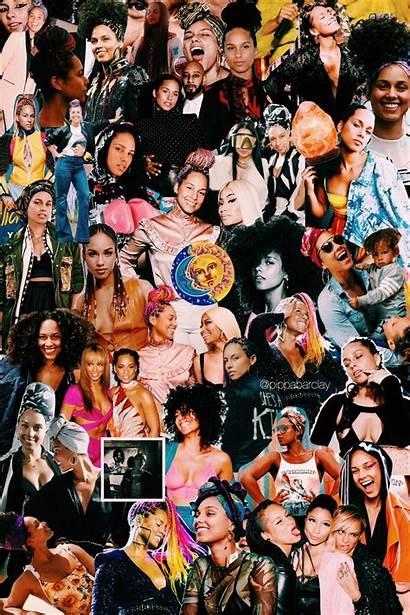 Aesthetic Wallpapers Collage Rapper Backgrounds Iphone Egirl