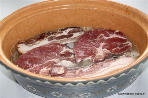 alsace cuisine traditionnelle choucroute garnie alsacienne recettes d 39 alsace