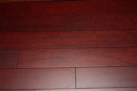 "Kingsport Brazilian Cherry Red 3/4"" x 4"" Exotic Solid"