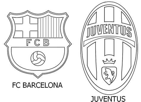 Real Madrid Logo Coloring Pages Meningrey