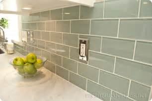green subway tile kitchen backsplash green subway tile on baseball bathroom decor green tiles and glass subway tile
