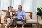 How to Deal With Elderly Paranoia? | Help & Wellness