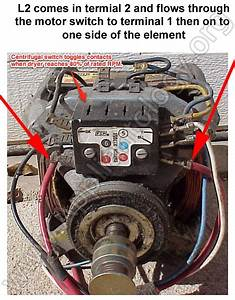 Ge Dryer Motor Switch Wiring Diagram