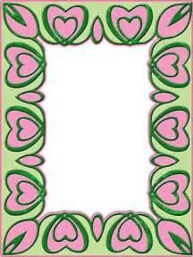 printable photo frames clipart best