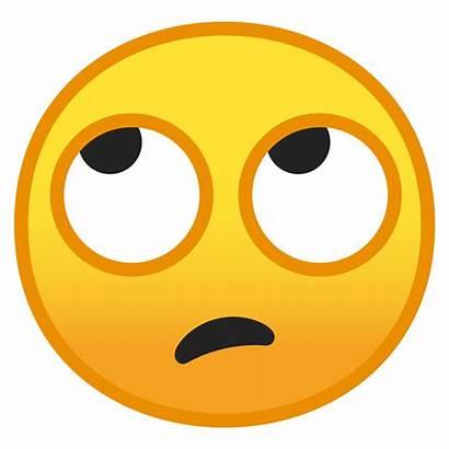 Emoji Eyes Rolling Eye Roll Icon Svg