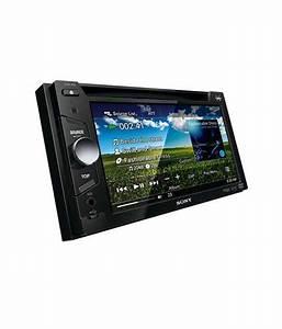 Sony - Xav 63 - Xplod In Car Visual