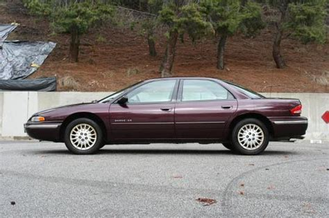2000 Chrysler Concorde Air Conditioning System
