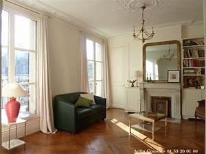 appartement paris 9e rue de douai terrasse With location appartement 4 chambres paris