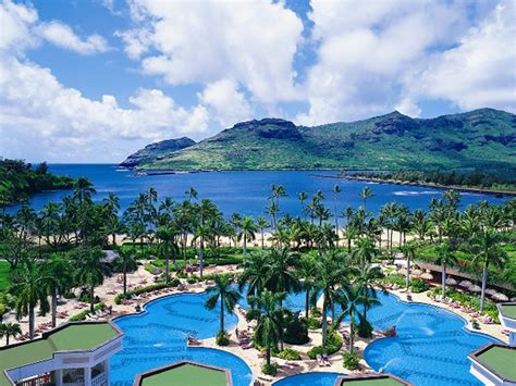 Kaua'i Marriott Resort, Kauai, Hawaii