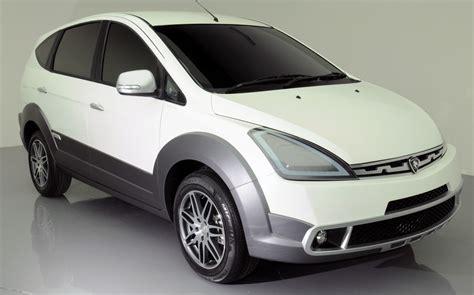 Proton Car : Proton Lekiu Concept Unveiled