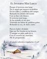 Pin de RoseBlack en quotes   Poemas de invierno, El ...
