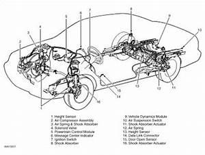 Harley Air Ride Suspension Diagram