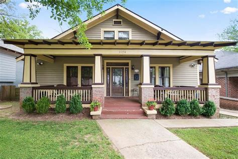 In West End Atlanta, Charming Craftsman Bungalow Aims To
