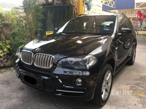 Bmw X5 2007 4.8 In Kuala Lumpur Automatic Suv Black For Rm