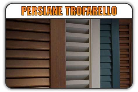 Persiana In Alluminio Prezzi by Persiane Trofarello In Alluminio Orientabili A Prezzi Fabbrica