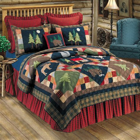 Quilt Sets Sale cabin bedding sets sale ease bedding with style