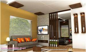 dining kitchen living room interior designs kerala home With interior design for living room in kerala