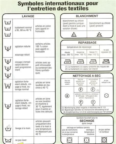 sigle seche linge etiquette vetement sigle seche linge etiquette vetement 28 images symboles se trouvant sur l 233 tiquette de