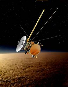 Cassini Space Probe Mission (page 2) - Pics about space