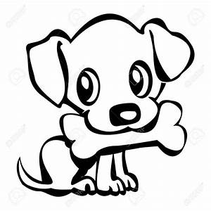 Cute Dog Drawings - Drawing Sketch Library