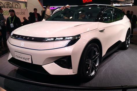 byton concept electric suv full specs ces debut