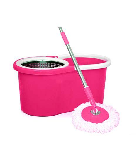 cleaner mop rinnovare bucket mop floor cleaner pink stainless steel buy rinnovare bucket mop floor