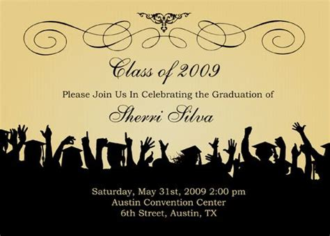 Graduation Announcements Templates Free by Free Graduation Templates Downloads Free Wedding