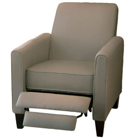 bayview ivory bonded leather 3 way recliner chair