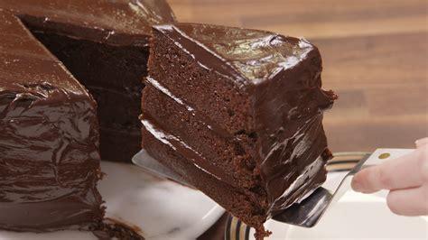 easy chocolate cake recipes  ideas  homemade