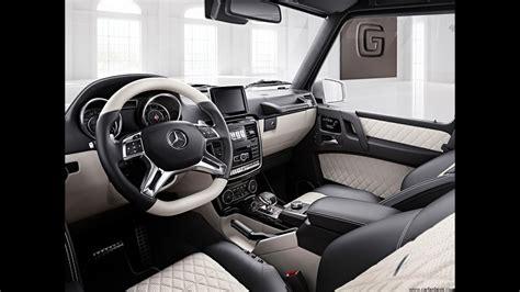 mercedes g class interior 2016 2016 mercedes g class interior youtube