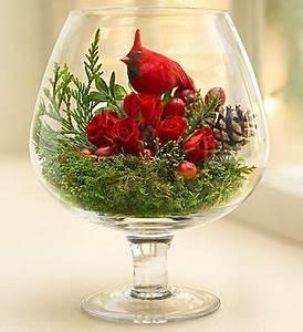 25 best ideas about Christmas floral arrangements on