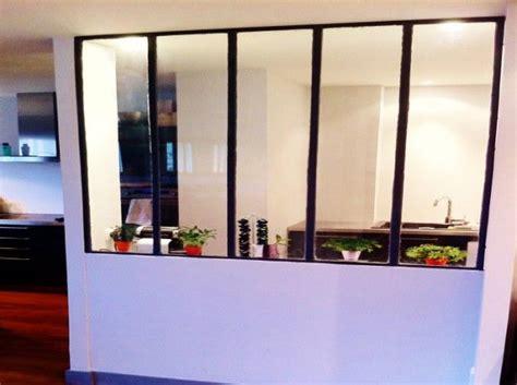Cloison Type Atelier, Séparation Pour Cuisine. L'art Du