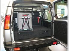 OffRoad Systems 4WD Storage Drawers Landrover Discovery 3