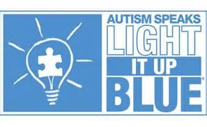light it up blue world autism awareness day