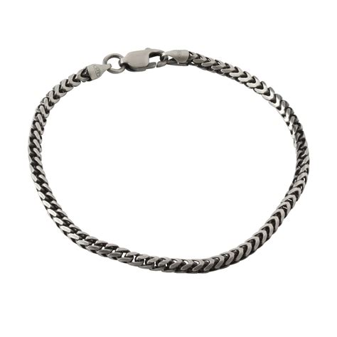 Sterling Silver Diamond Cut Men's Franco Bracelet 320mm. Twist Wedding Rings. One Diamond. Winged Pendant. Genuine Leather Watches. 48mm Watches. Western Style Wedding Rings. Arab Gold Jewellery. Whistle Necklace