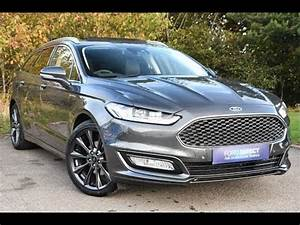 Ford Mondeo Vignale 2017 : used ford mondeo 2 0 tdci 180 vignale nero powershift 5dr estate magnetic 2017 estate youtube ~ Dallasstarsshop.com Idées de Décoration