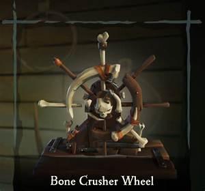 Bone Crusher Wheel
