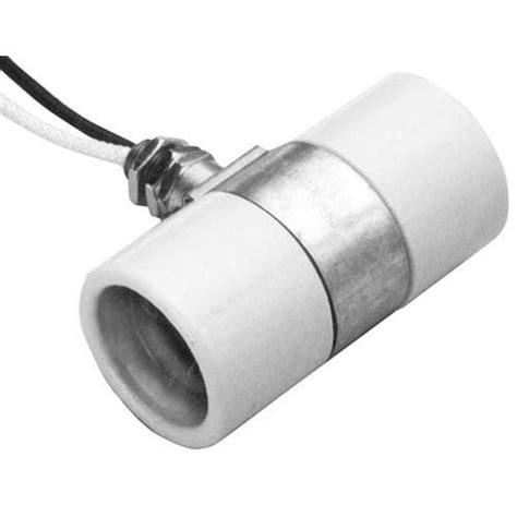 Hatco 02 30 045 Double Ceramic Bulb Socket Etundra