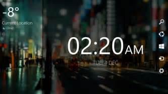 Clock Desktop App Windows 10