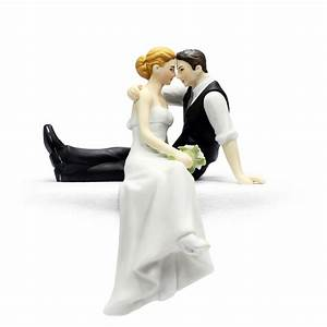 Look of Love Couple Romantic Wedding Cake Topper ...