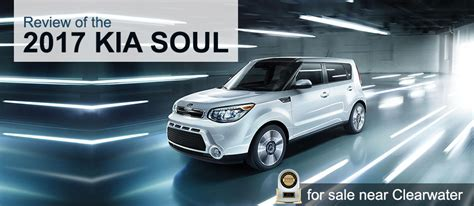 Crown Kia by 2017 Soul For Sale In St Petersburg Crown Kia Serving
