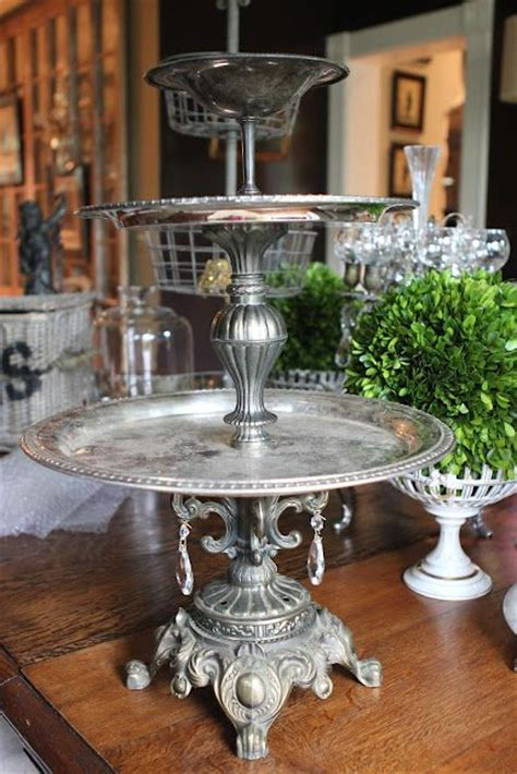 repurposed silverplate images  pinterest silver plate silver trays  silverware tray