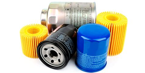 Types-of-oil-filters-for-cars