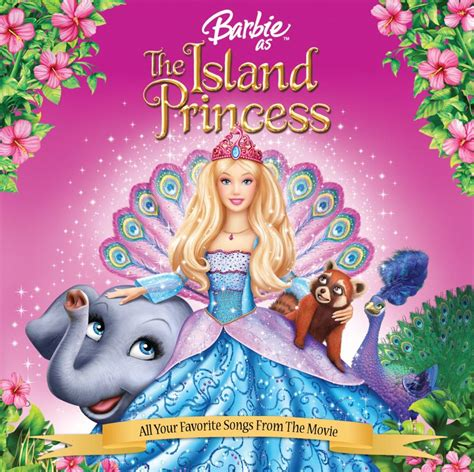 barbie   island princess cartoon widescreen image